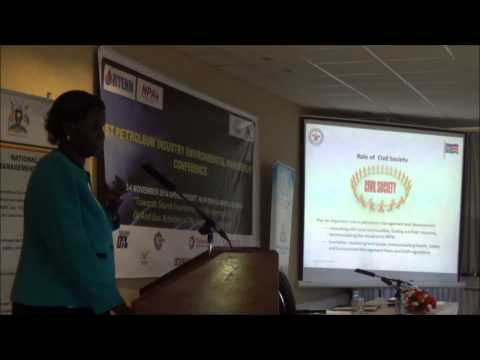 Environmental Management in the Oil Fields of South Sudan - Munyonyo Conference