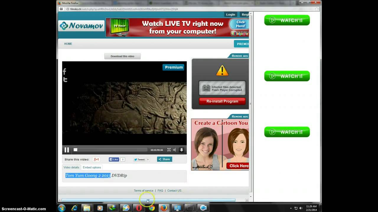 how to download movies free filmikz.ch - YouTube