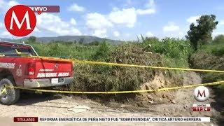 Van 75 bolsas con restos humanos en Jalisco