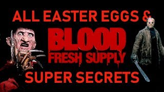 BLOOD: Fresh Supply All Easter Eggs And Super Secrets