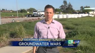 Groundwater wars begin in California