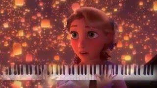 i see the light piano sheet music kyle landry