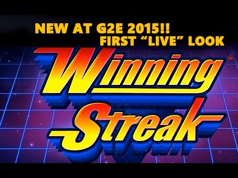 Winning Streak Slot - Play this Video Slot Online