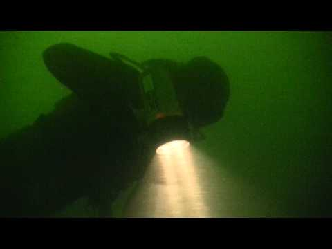 Institute of Maritime History archaeological survey of U-1105 wreck