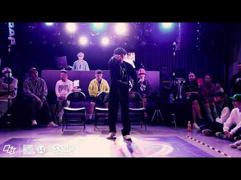 POPPING JUDGE DEMO:POPPING SAM(LET'S BOOGIE/TAIWAN)|201122 OBS VOL.14 DAY1