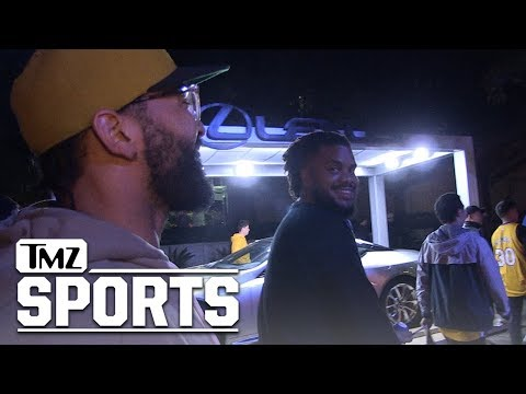 Kenley Jansen Talks Dodgers World Series Return, Makes No Guarantees | TMZ Sports
