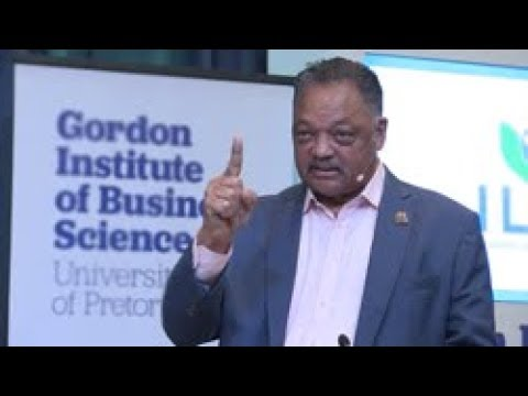 Reverend Jesse Jackson on Black Excellence (Full Speech ...