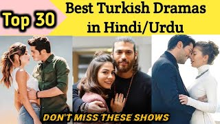 Download New 30 Turkish Drama dubbed in hindi/urdu | new turkish series | daydreamer | our story hindi