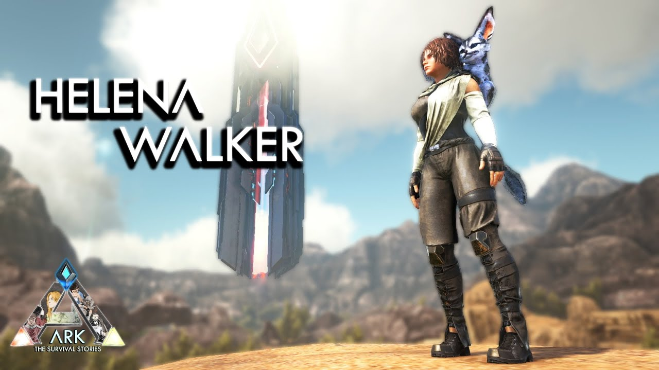 Download ARK: The Survival Stories - Helena Walker (Scorched Earth)