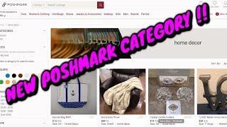 New Posh Selling Category !! BIG UPDATE