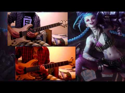 Guitar tahm kench guitar tabs : League of Legends - Get Jinxed! (guitar cover) + tab - YouTube
