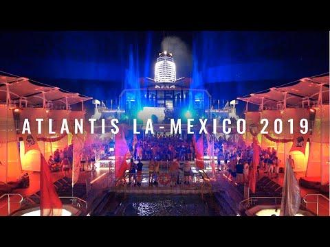 Atlantis LA-Mexico 2019 #Gay #Cruise   JustJoeyT #Travel
