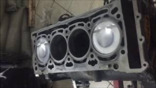 Motor ta'mirlash, q5 2 0 Audi tsi natija