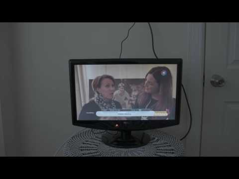 How to Convert-PC Monitor to Satellite-TV