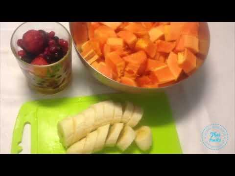 Экзотические рецепты Салат из Папайи