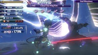 Xenoblade Chronicles 2 Challenge Mode - 48-hit Full Burst - Cloud King's Revenge