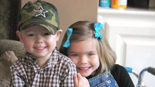 Grant's Cancer Survival Story: Beating Acute Lymphoblastic Leukemia