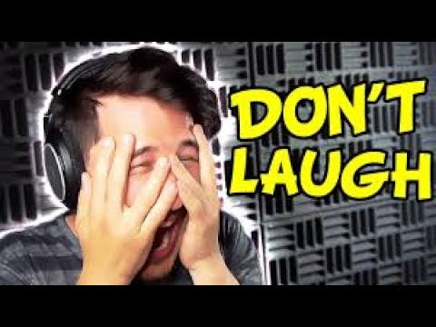 Markiplier Try Not To Laugh Challenge #5 [Reaction] - YouTube Markiplier Try Not To Laugh