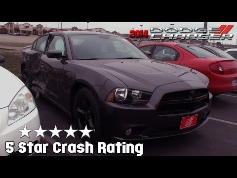 2014 Dodge Charger Safety in Action | Dodge Country in Killeen, Texas