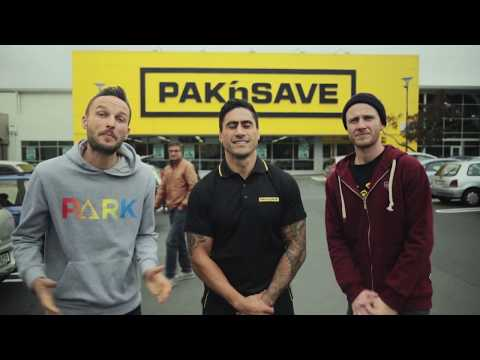 Thumbnail: Next Actor - Joe Naufahu at Pak n Save