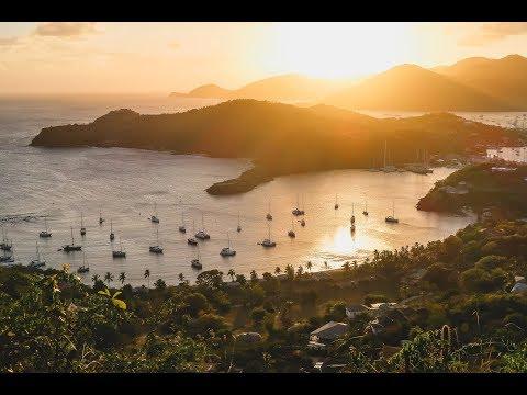 Antigua Travel Video (Cinematic B-Roll)
