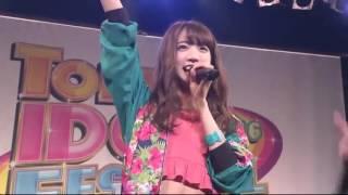 TOKYO IDOL FESTIVAL 2016 HOT STAGE DAY 3  - Yumemiru Adolescence (夢みるアドレセンス)