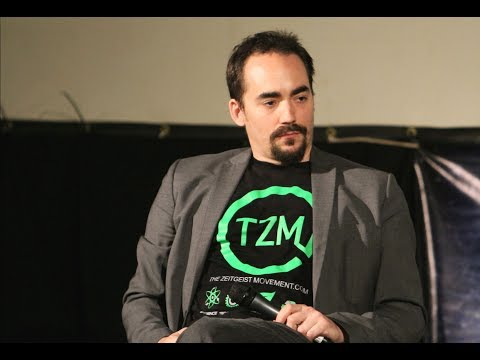 Zeitgeist's Peter Joseph Talks New Human Rights Movement