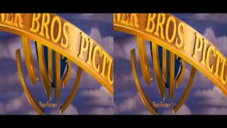 Repeat youtube video The NEW WB/New Line Cinema Logo 3D