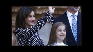 Spaanse koningin Letizia reageert op videofragment met 'familieruzie'
