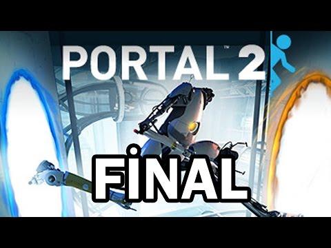 Portal 2 Türkçe Multiplayer #10 - Final