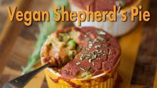 Vegan Gluten Free Shepherd's Pie