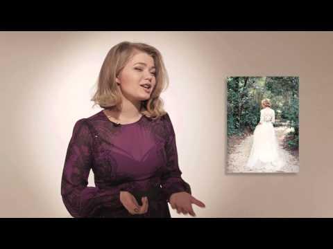 Выбираем свадебное платье: силуэт принцесса