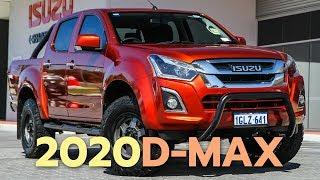 all-new-2020-isuzu-d-max-เจนฯใหม่-อาจจะมาพร้อมรุ่นพิเศษแบบ-ford-ranger-wildtrak