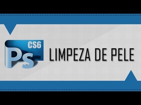 Video Aula Photoshop Cs6 Limpeza De Rosto Tirando Imperfeicoes