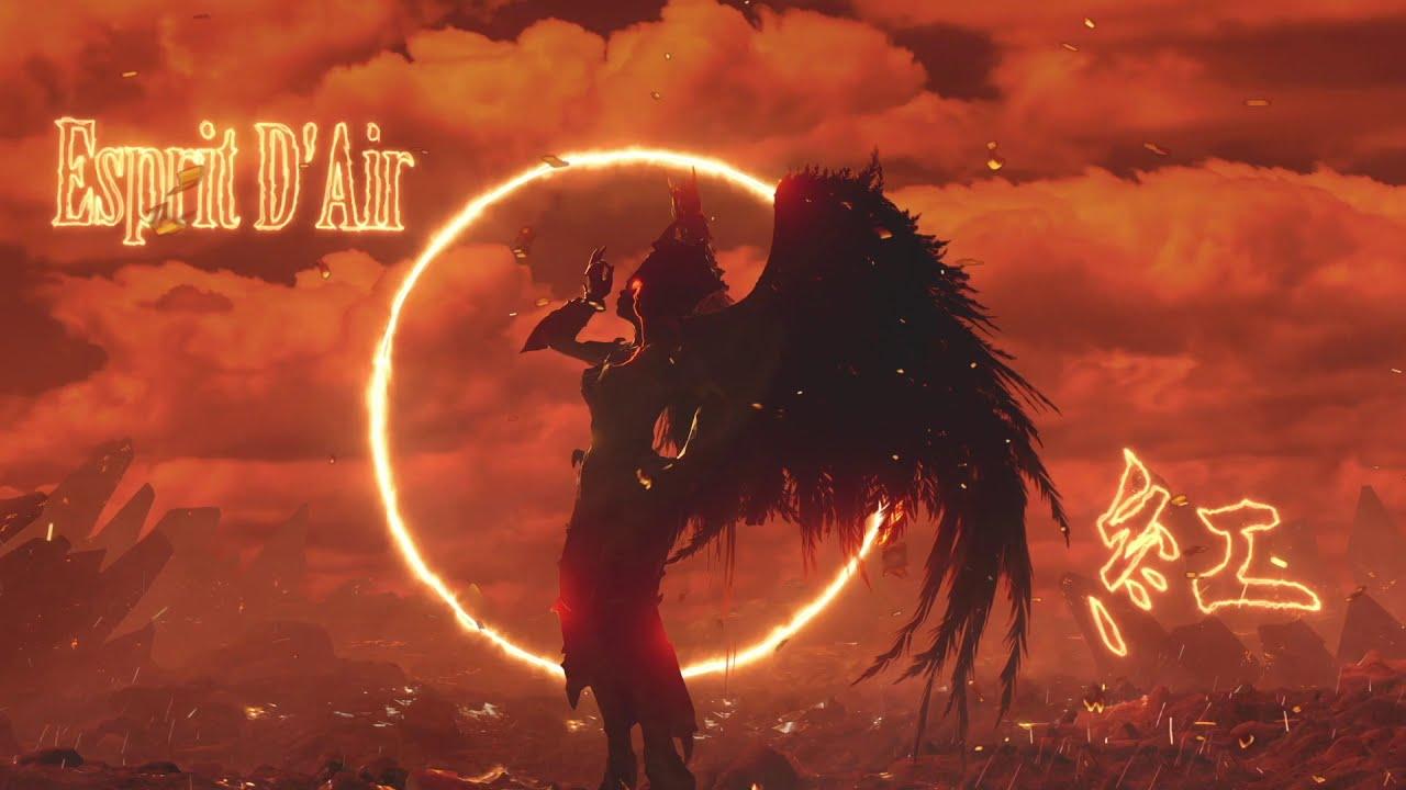 X JAPAN - 紅 (Kurenai) / Cover by Esprit D'Air (Official Trailer)