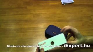 iHealth BG5 bluetooth vércukormérő, mi van a dobozban