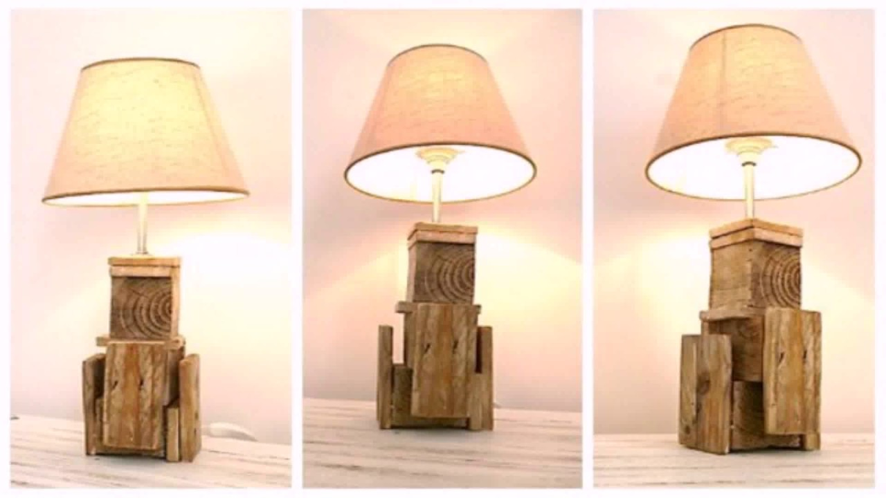 Diy Ideas For Table Lamps