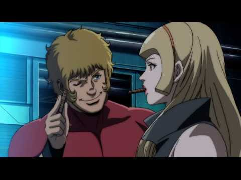 Космические приключения Кобры с психоружьём 2008 год, сериал аниме