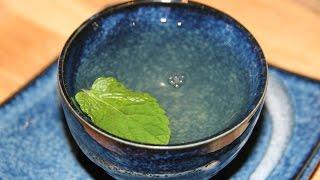 ИМБИРНЫЙ ЧАЙ С МЯТОЙ ДЛЯ ПОХУДЕНИЯ ( GINGER MINT TEA FOR WEIGHT LOSS )
