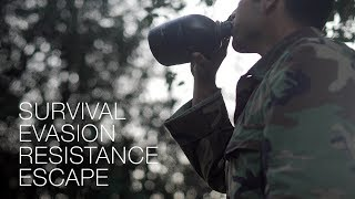 Survival, Evasion, Resistance, and Escape (SERE) Training