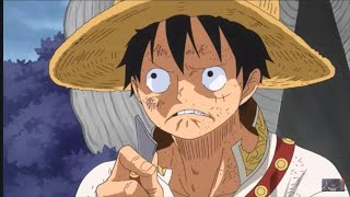 Jimbei Wants Luffy To Join Capone - One Piece 826 HD