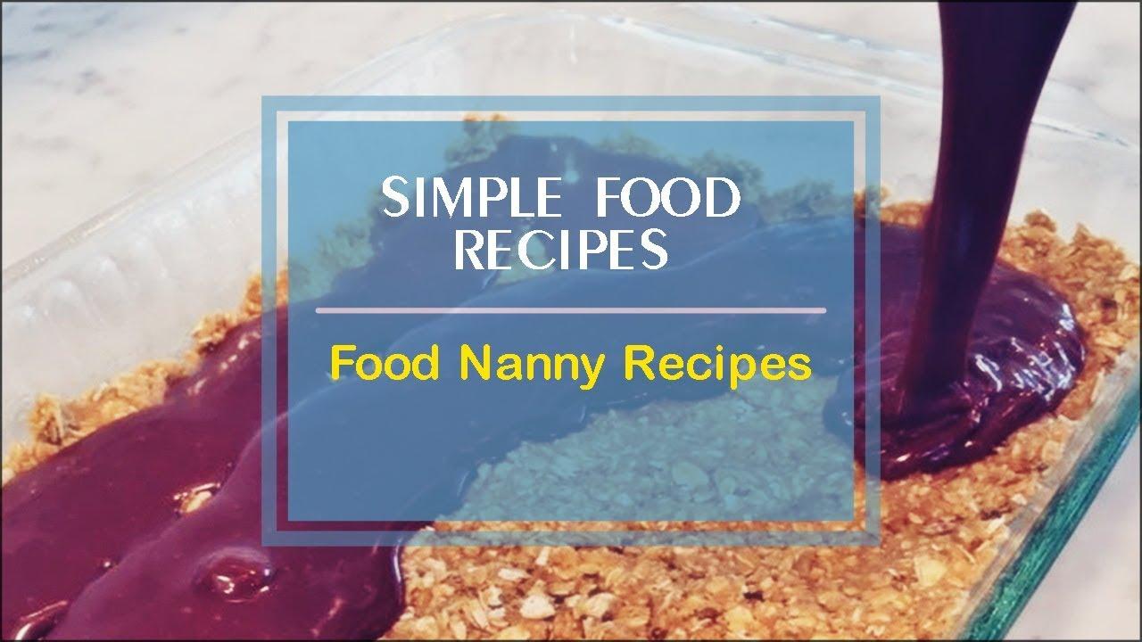 Food nanny recipes youtube forumfinder Choice Image