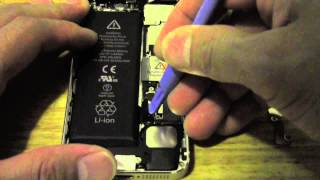 iphone 5 battery replacement 3 分钟换 iPhone 5 电池