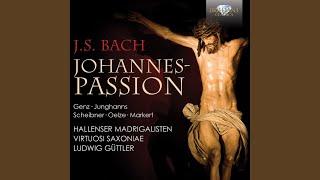 """Johannes Passion, BWV 245, Pt. 2: Recitative. """"Die Juden aber schrieen – Lässest du diesen los"""""""