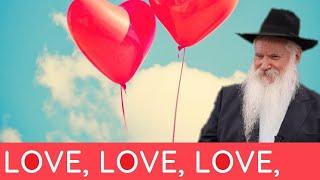 Love,Love,Love,Love,Love in Monaco with Rabbi Manis Friedman