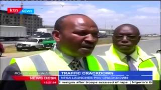 NTSA launch nationwide crackdown on PSV saccos suspected to flout safety regulations