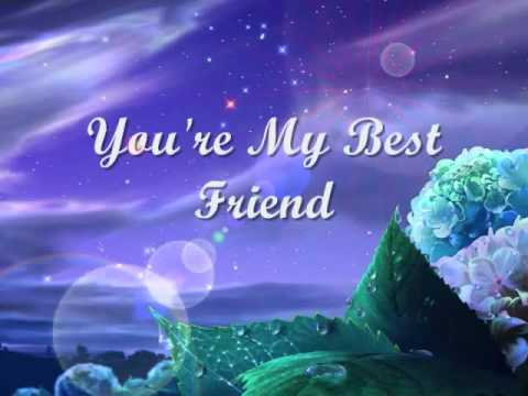 Youre My Best Friend Nelson Del Castillo Youtube