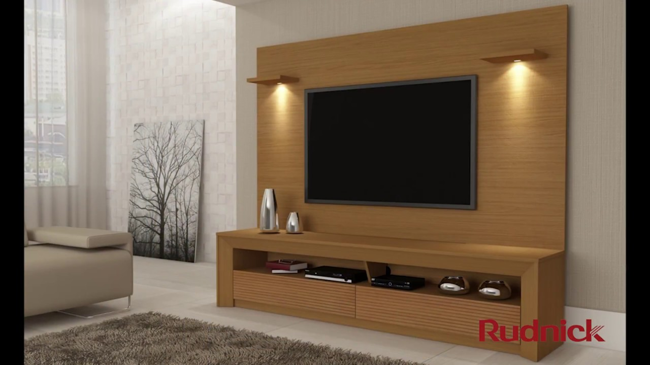 How To Mount a TV Wall Panel  YouTube