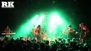 Taïro - Bonne weed (live) - La Clef St Germain en laye 11/04/2015