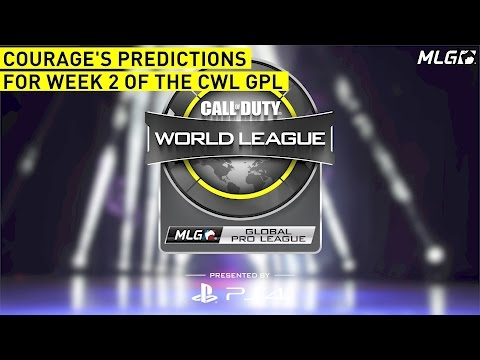 "Jack ""CouRage"" Dunlop's CWL Global Pro League Week 2 Predictions"